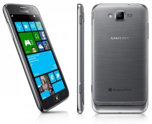 Samsung ATIV S specifications and manual pdf