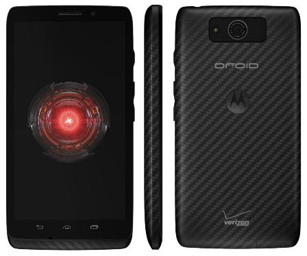 Motorola Droid Maxx specs and manual