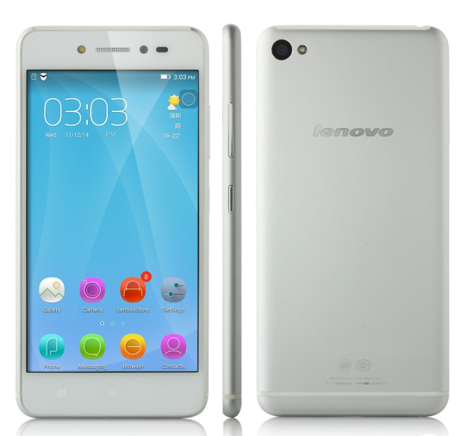 Lenovo S90 Sisley Specifications, Manual Download and